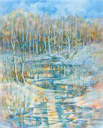 Freeze and Thaw 2015 Christene Sandeson